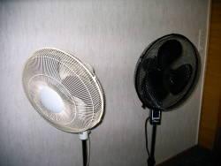 Redundante Klimageräte