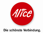 """""""Die schönste Verbindung"""" mit dem Alice Internetanschluss"""